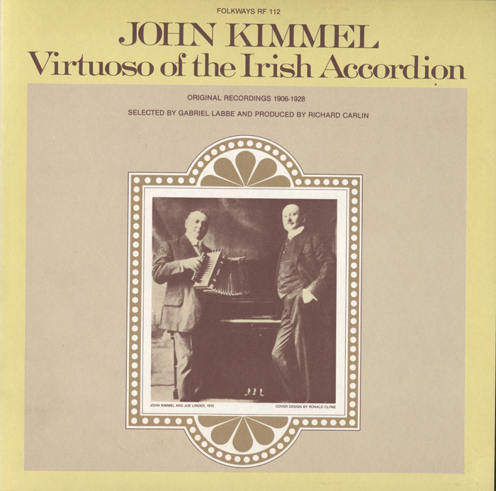 John Kimmel - Virtuoso of the Irish Accordion