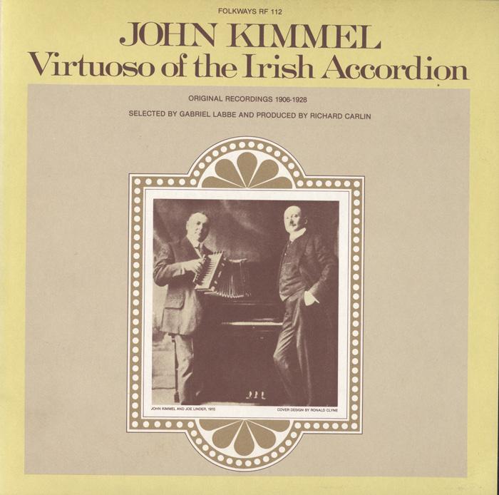 John Kimmel - Virtuoso of the Irish Accordion