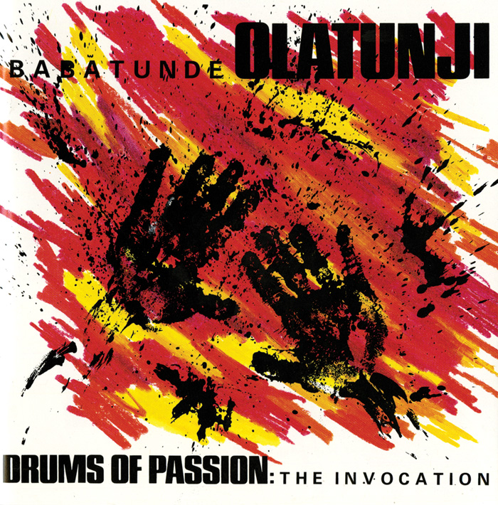 Drums of Passion: The Invocation