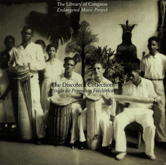 The Discoteca Collection: Missão de Pesquisas Folclóricas