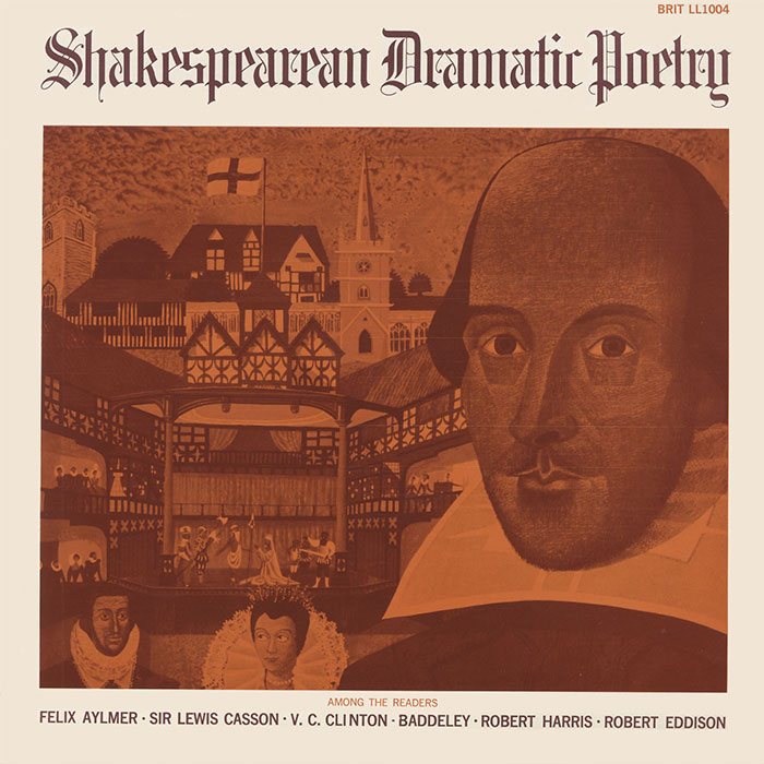 The London Library of Recorded English, Book IV: Shakespearean Dramatic Poetry