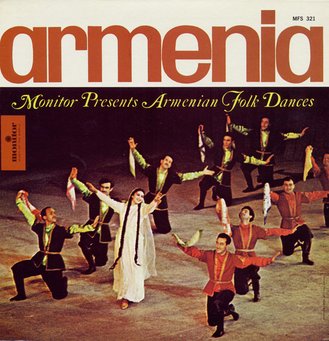 Armenian Folk Dances