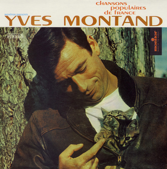 Chansons Populaires de France: Yves Montand
