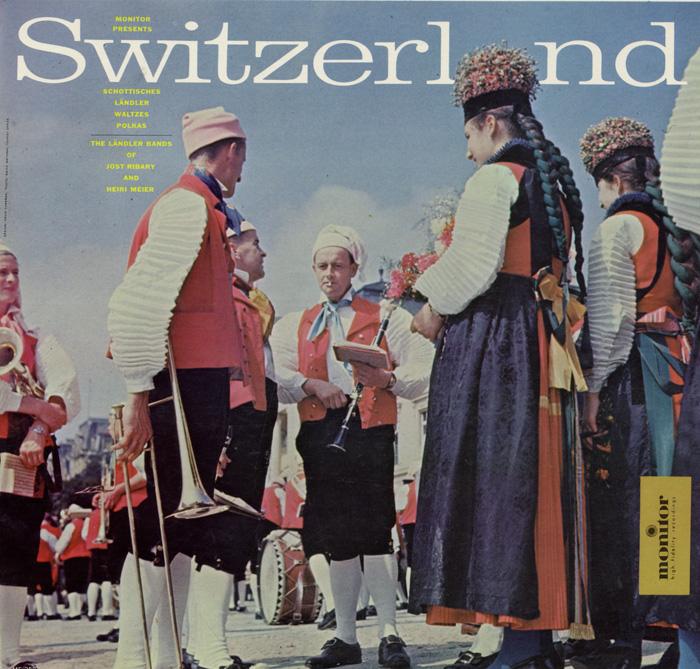 Switzerland: Schottisches, Ländler Waltzes, Polkas