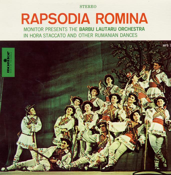 Rapsodia Romina: The Barbu Lautaru Orchestra