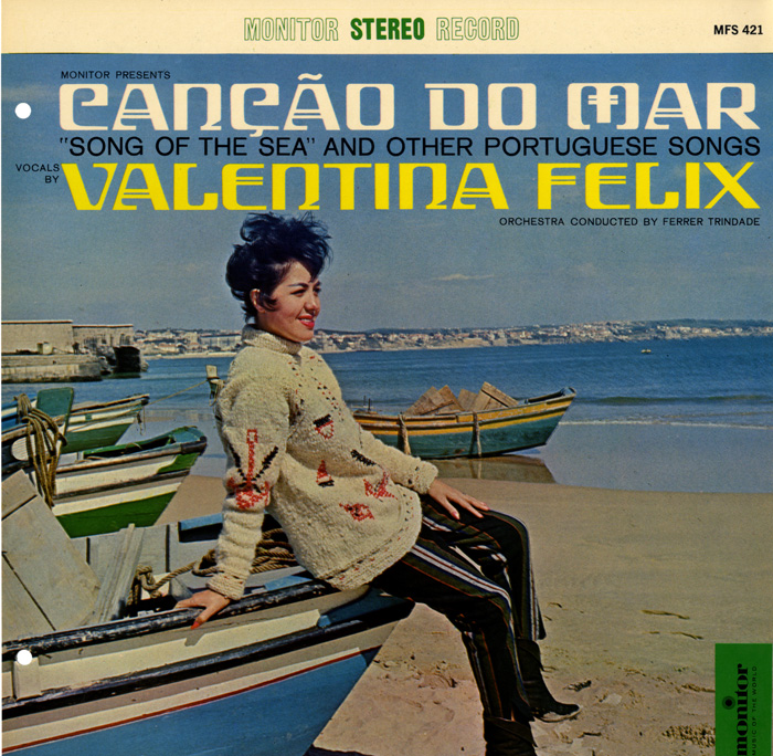 "Canção Do Mar - ""Song of the Sea"" and Other Portuguese Songs"