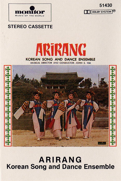 Arirang: Korean Song and Dance Ensemble
