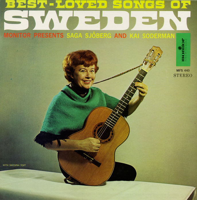 Best-Loved Songs of Sweden