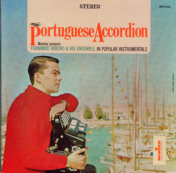 Portuguese Accordion