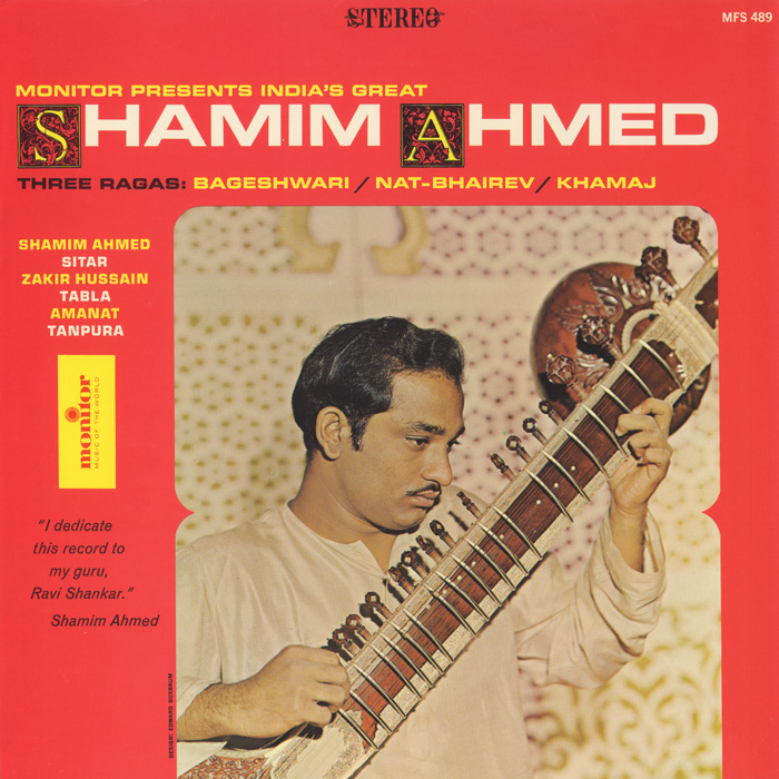 India's Great Shamim Ahmed: Three Ragas