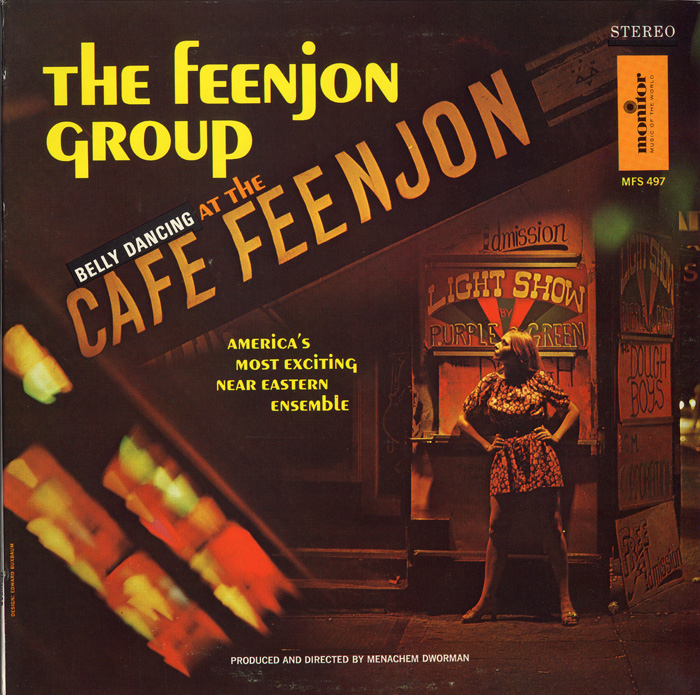 An Evening at Cafe Feenjon