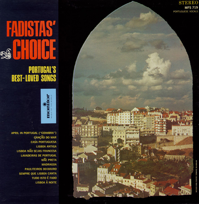 Fadista's Choice: Portugal's Best-Loved Songs