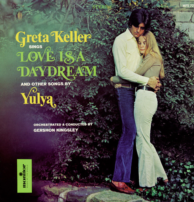 Greta Keller Sings Love is a Daydream and other Songs by Yulya