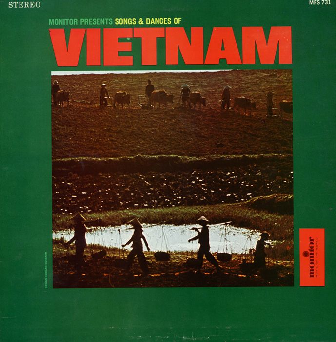 Songs and Dances of Vietnam