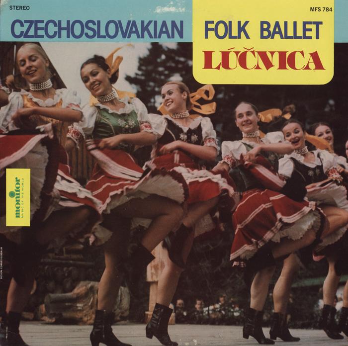 Czechoslovakian Folk Ballet from Bratislava