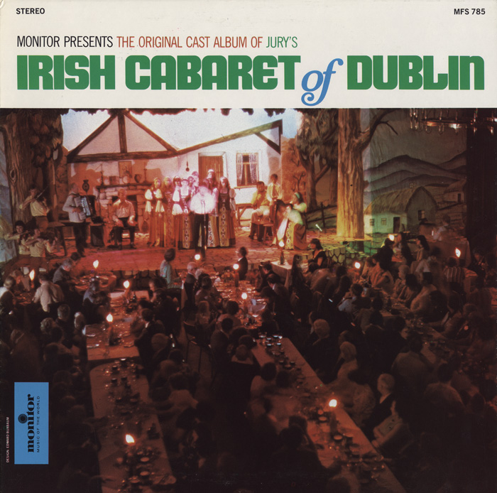 Jury's Irish Cabaret of Dublin