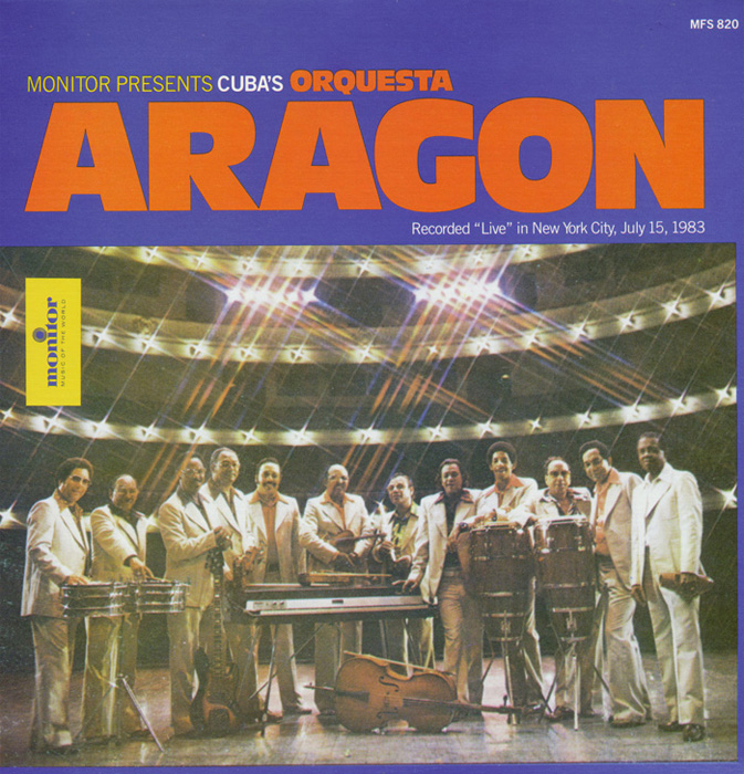 Cuba's Orquesta Aragón Recorded Live in New York