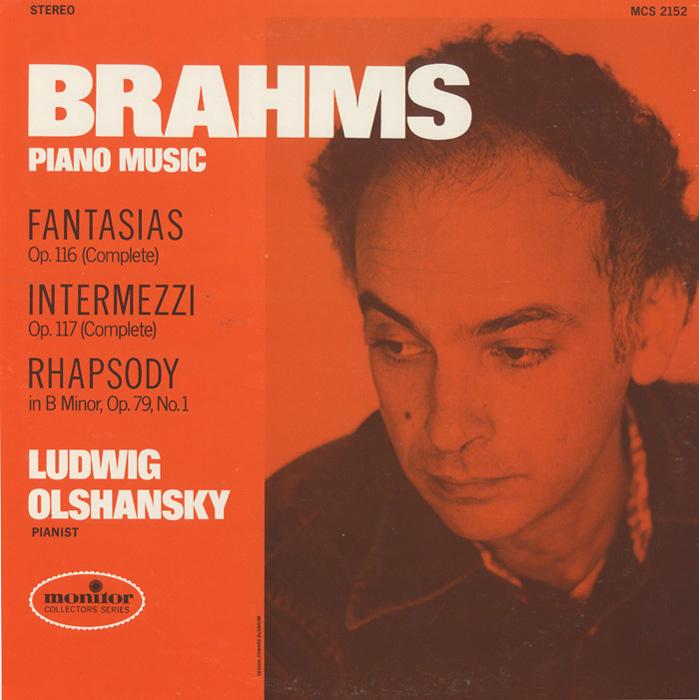 Brahms Piano Music