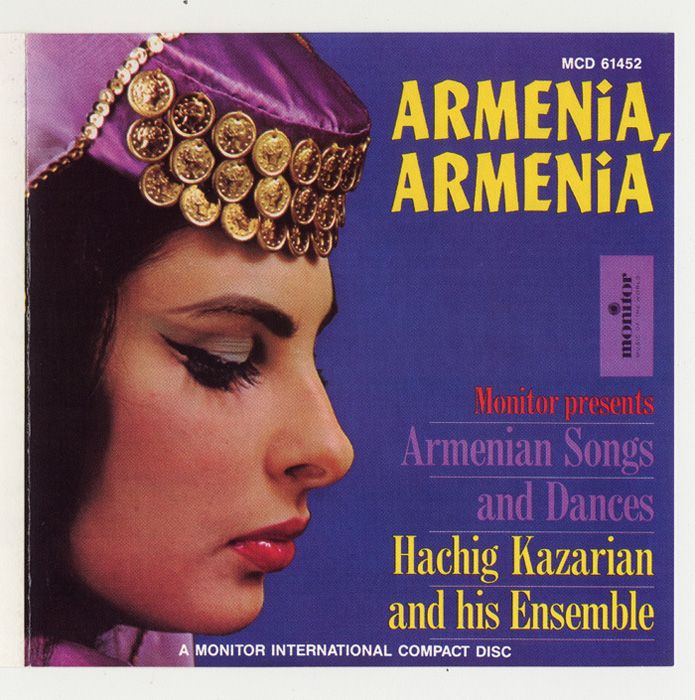 Armenia, Armenia: Armenian Songs and Dances