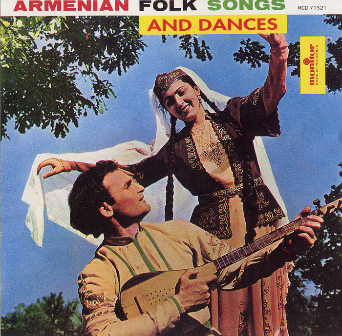 smithsonian folkways armenian songs and dances