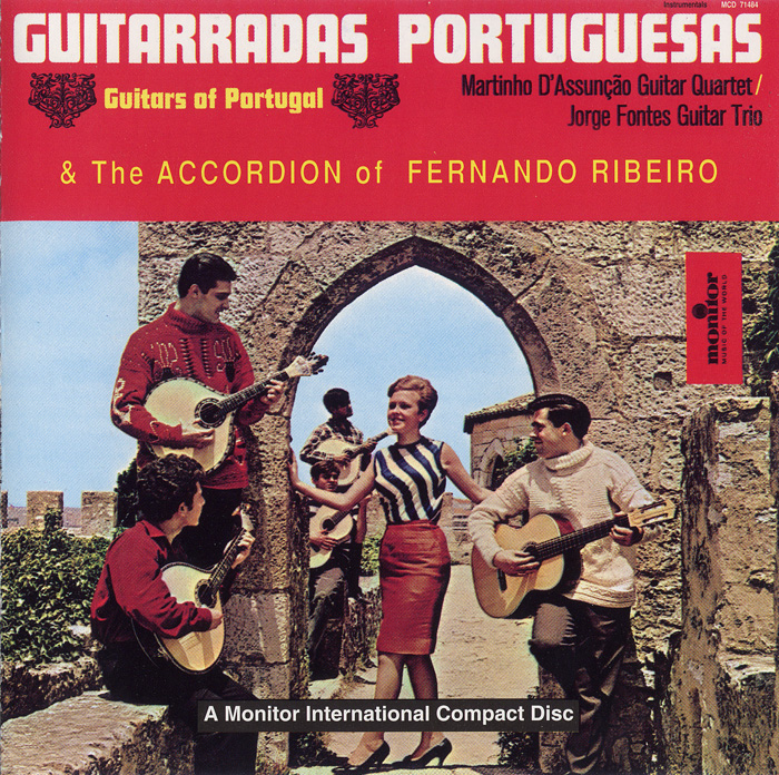 Guitarradas Portuguesas and the Accordion of Fernando Ribeiro