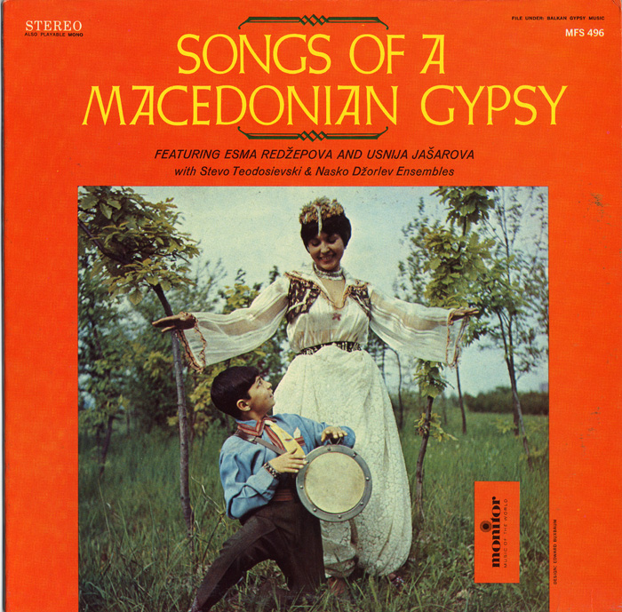 Songs of a Macedonian Gypsy (CD Version)