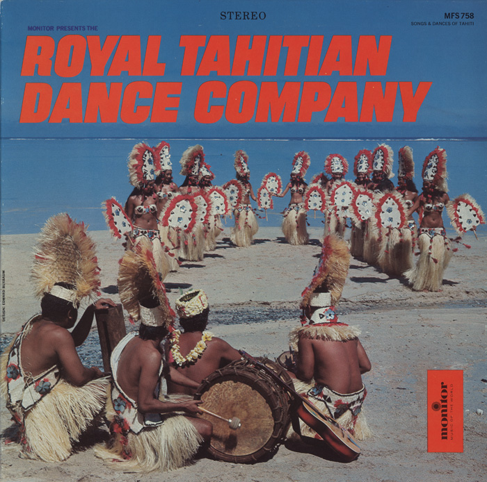 The Royal Tahitian Dance Company