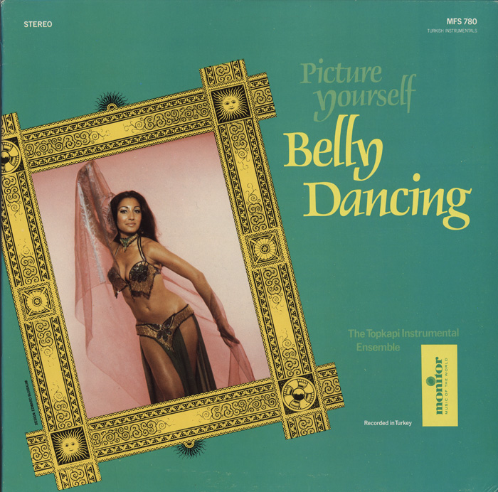 Picture Yourself Belly Dancing