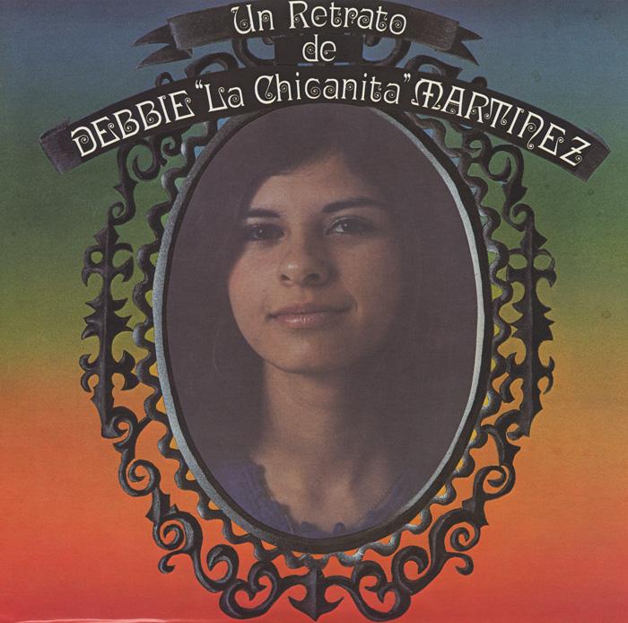 """Un Retrato de Debbie """"La Chicanita"""" Martinez"""