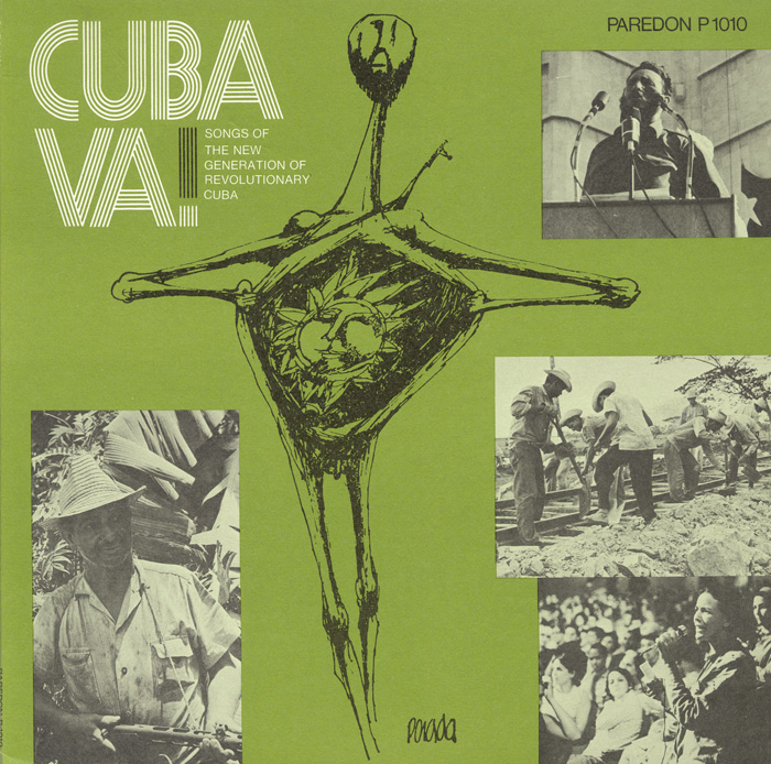 Cuba Va! Songs of the New Generation of Revolutionary Cuba