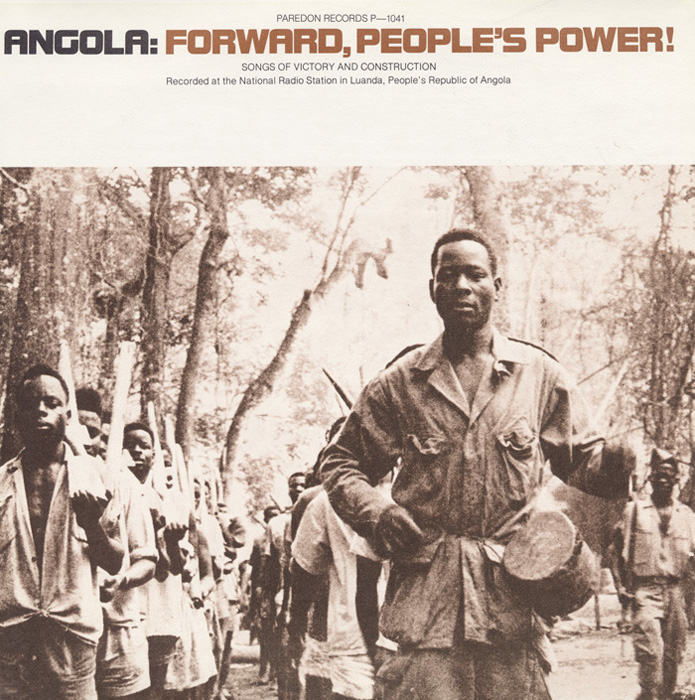 Angola: Forward, People's Power