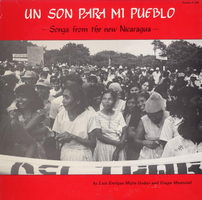 Un Son Para Mi Pueblo - Songs from the New Nicaragua