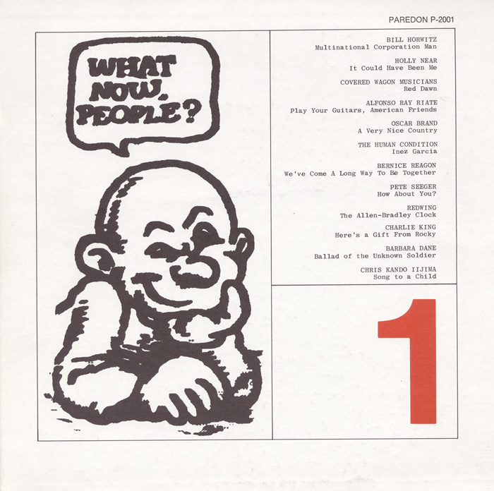 What Now People? Vol. 1