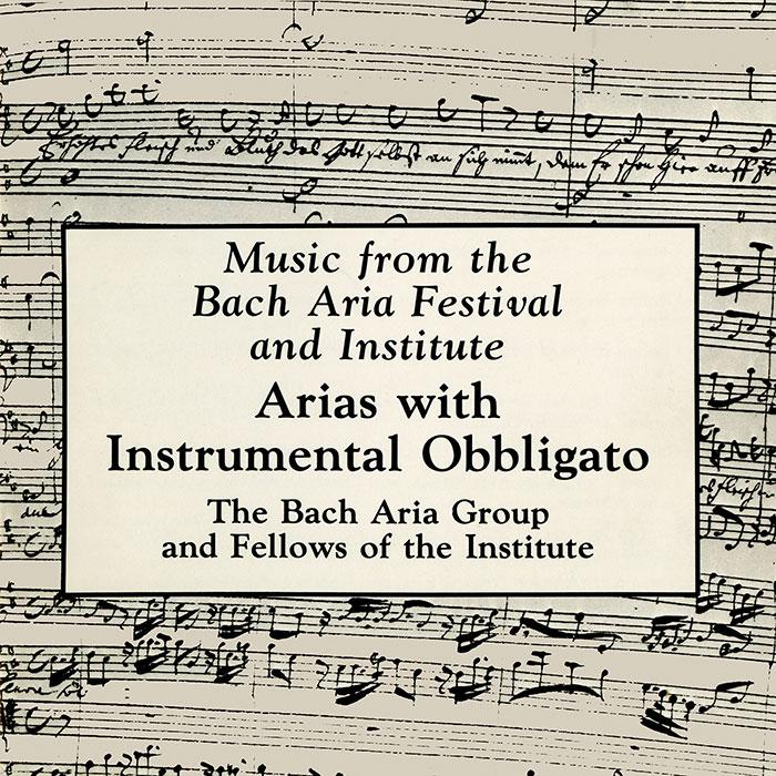Arias with Instrumental Obbligato