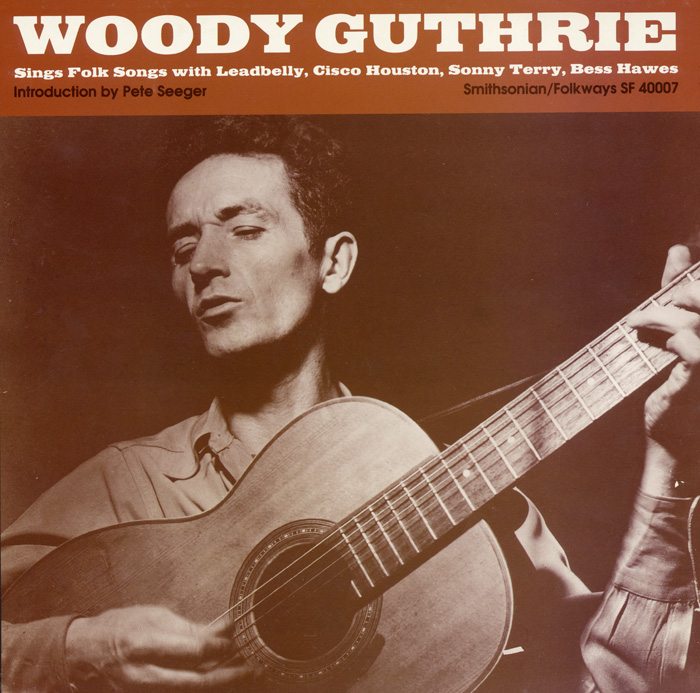 Woody Guthrie Sings Folk Songs