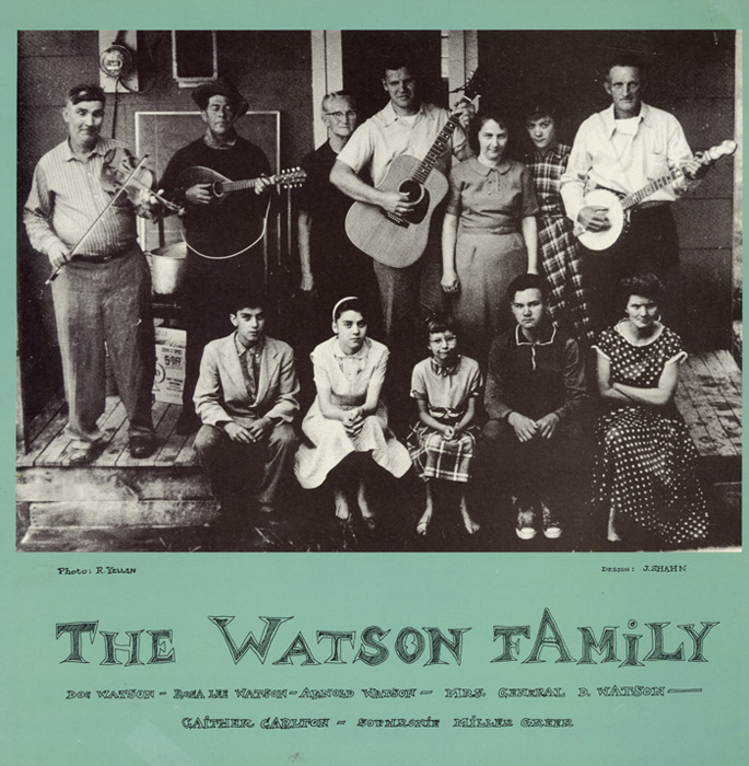 The Doc Watson Family