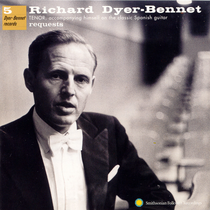 Richard Dyer-Bennet #5