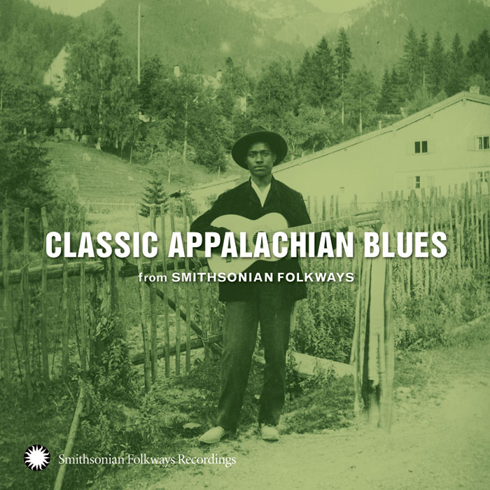 Classic Appalachian Blues from Smithsonian Folkways album cover