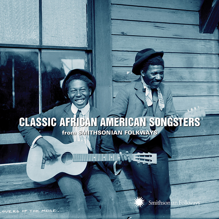 Classic African American Songsters from Smithsonian Folkways album cover