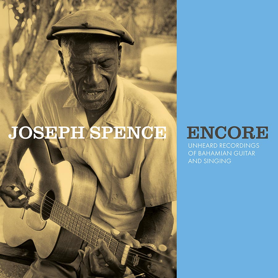 Encore: Unheard Recordings of Bahamian Guitar and Singing