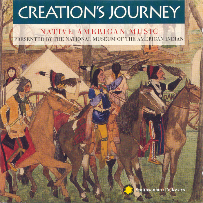 Creation's Journey: Native American Music