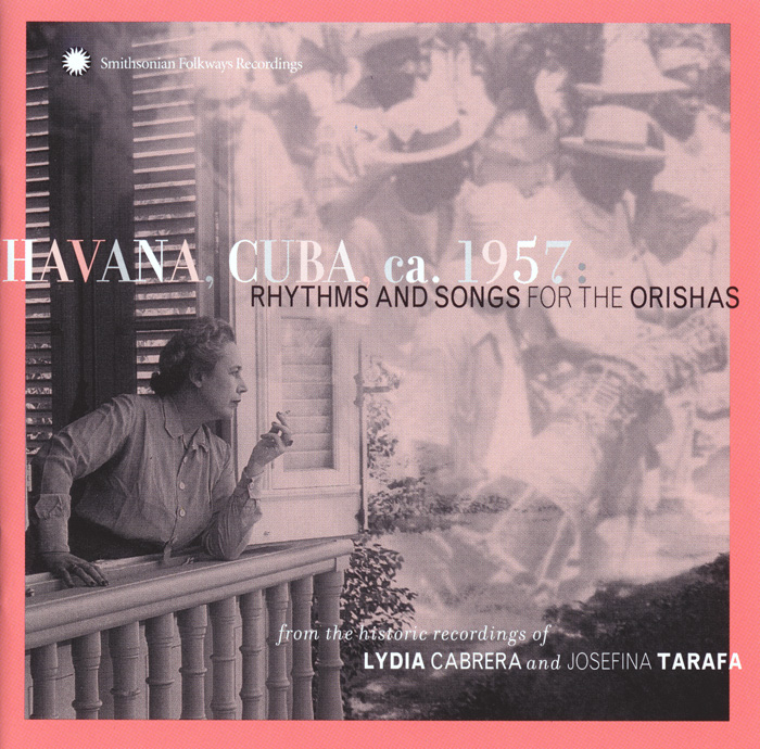 Havana, Cuba, ca. 1957: Rhythms and Songs for the Orishas