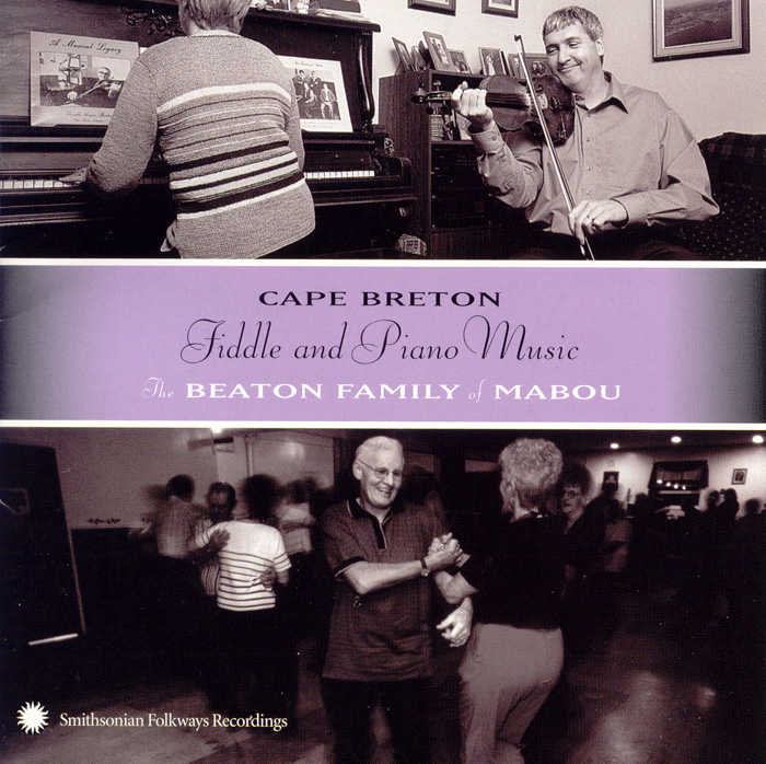 Cape Breton Fiddle and Piano Music