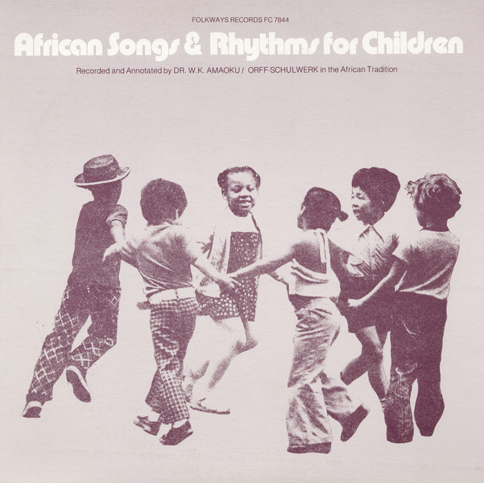 West African Song and Chants: Children's Music from Ghana