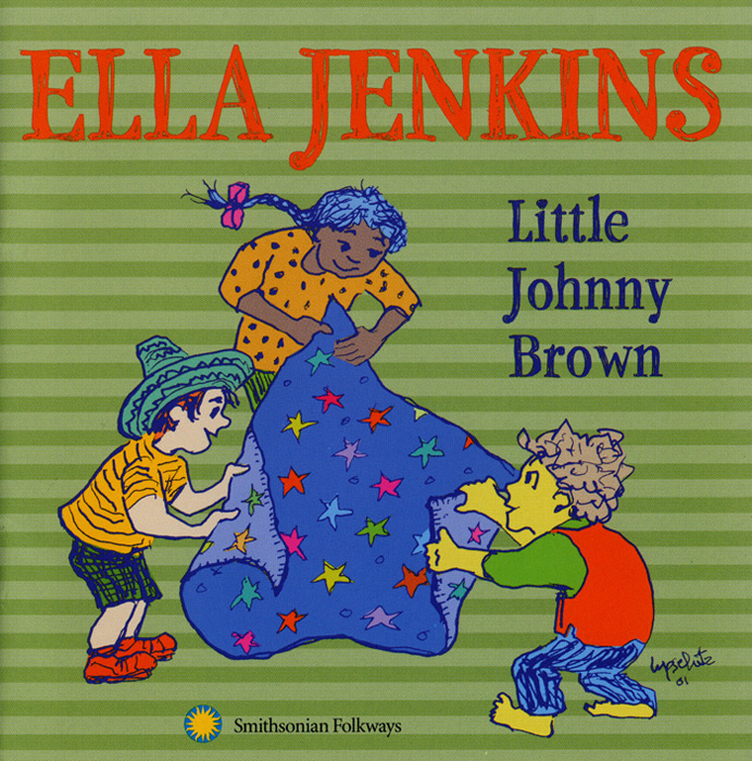 "Little Johnny Brown with Ella Jenkins and Girls and Boys from ""Uptown"" ( Chicago)"