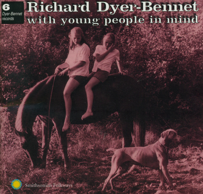 Richard Dyer-Bennet with Young People in Mind