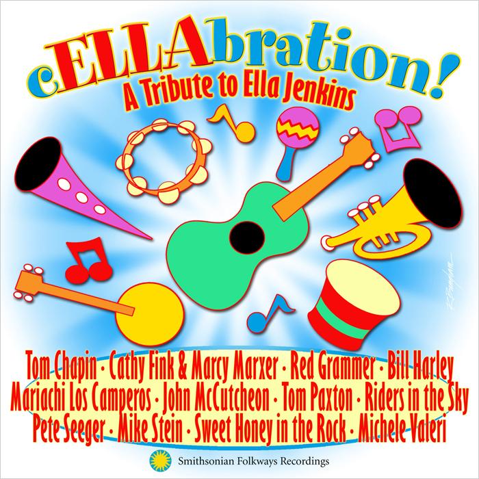 cELLAbration: A Tribute to Ella Jenkins
