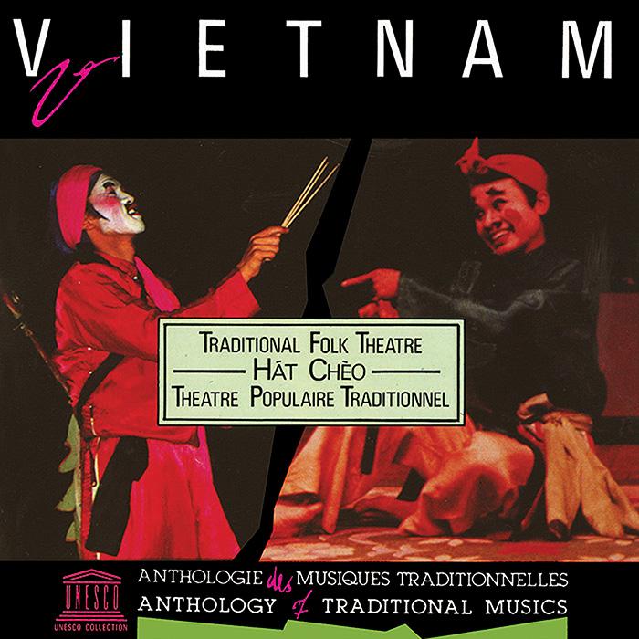 Viet Nam: Hát Chèo - Traditional Folk Theatre