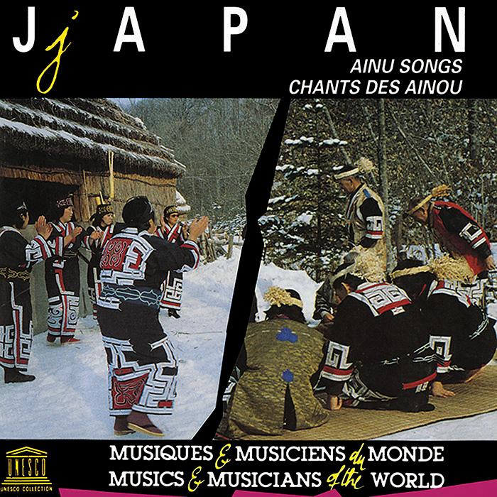 Japan: Ainu Songs