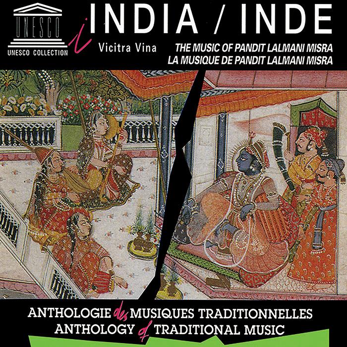 India: Vicitra Vina - The Music of Pandit Lalmani Misra